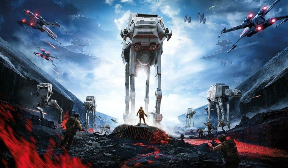 star wars battlefront is