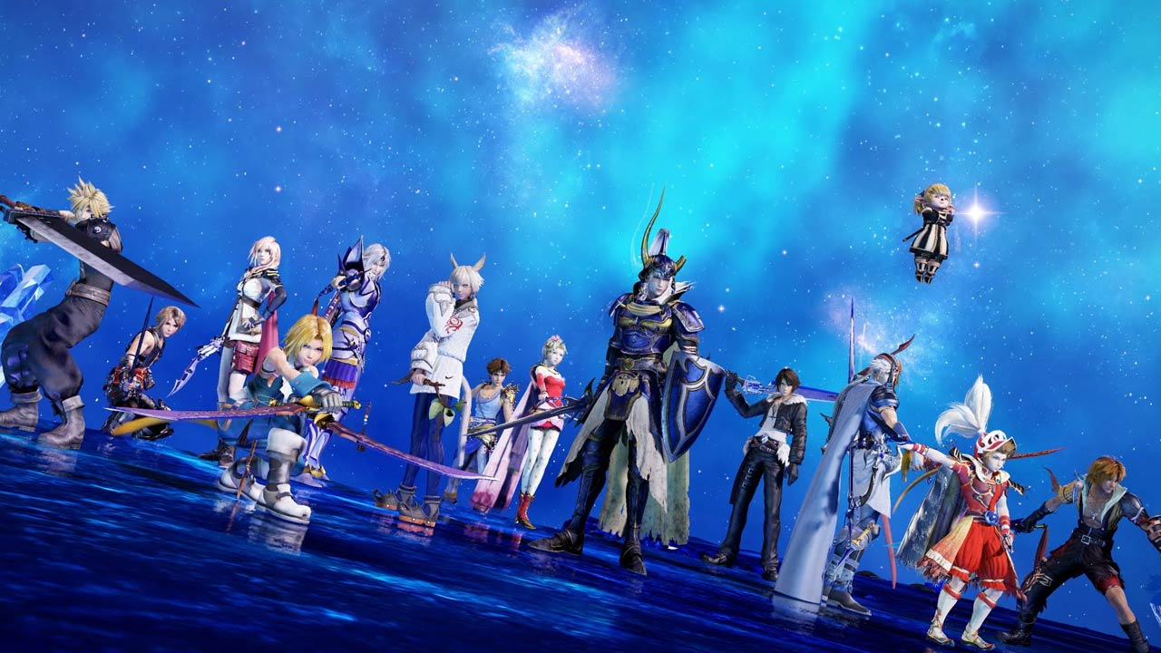 What Square Enix Could Announce At Final Fantasy 30th Anniversary Event AOTF