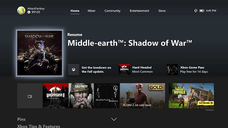 How To Transfer Games And Profile To Your Xbox One X