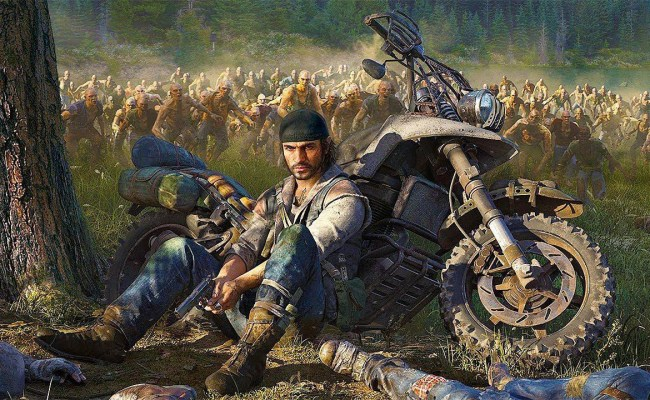 Days Gone Review Attack Of The Fanboy