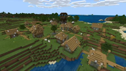 Best Minecraft Seeds 2020 Attack of the Fanboy