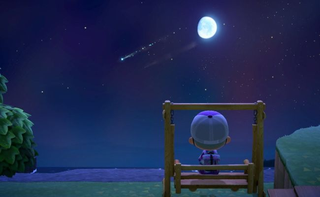 Animal Crossing New Horizons Shooting Star Guide When