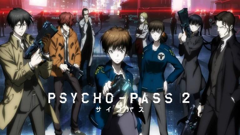 Psycho Pass Season 2