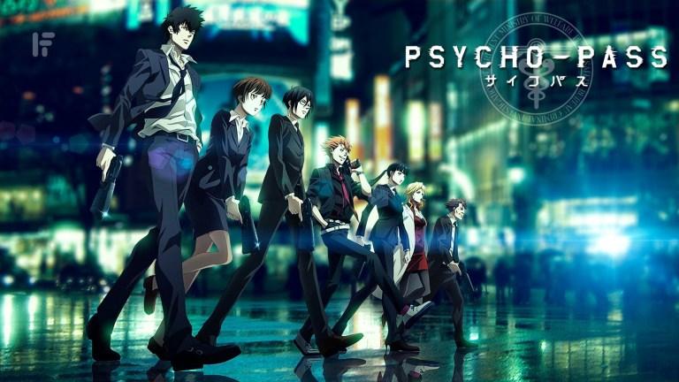 Psycho Pass Season 1