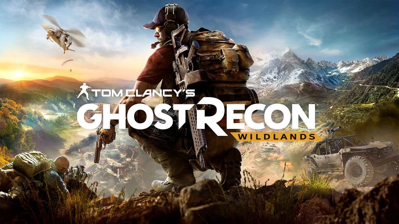 Tom Clancys Ghost Recon Wildlands 2017 Hd Games 4k: Tom Clancy's Ghost Recon: Wildlands Review (Ubisoft
