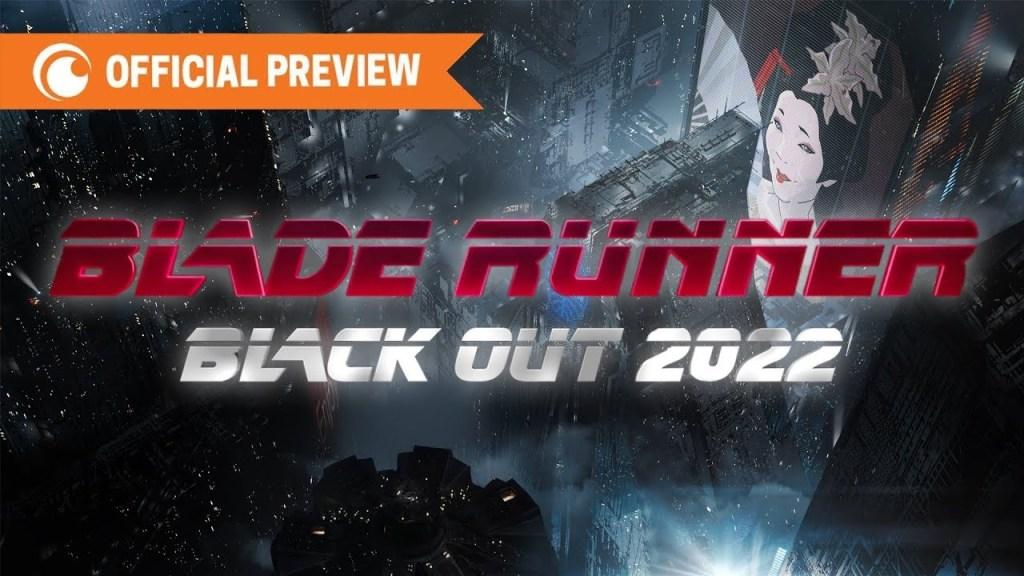 Blade Runner Prequel Anime
