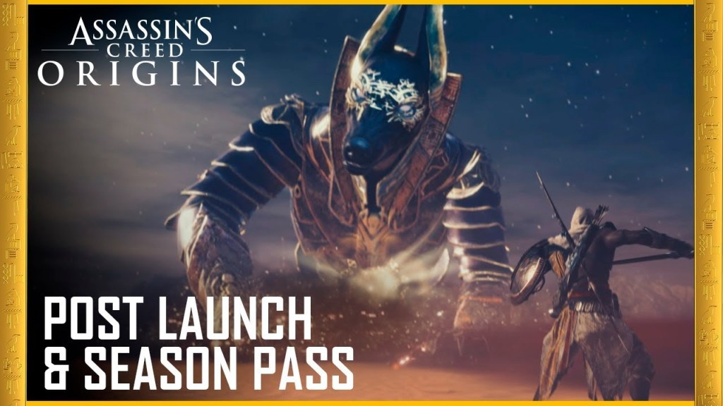 Origins Post Launch Content
