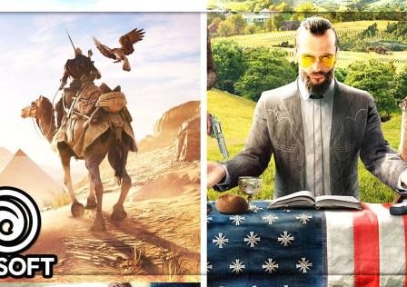 Ubisoft Armageddon