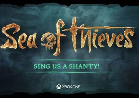 Sea of Thieves Pirate Shanty