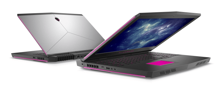 Alienware and Dell