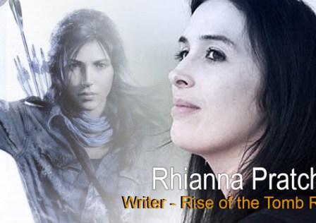 Rhianna Pratchett