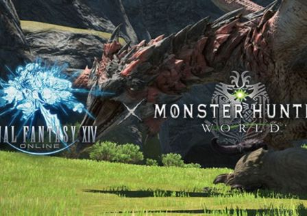 Final Fantasy Monster Hunter World