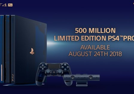 PlayStation 500 Million