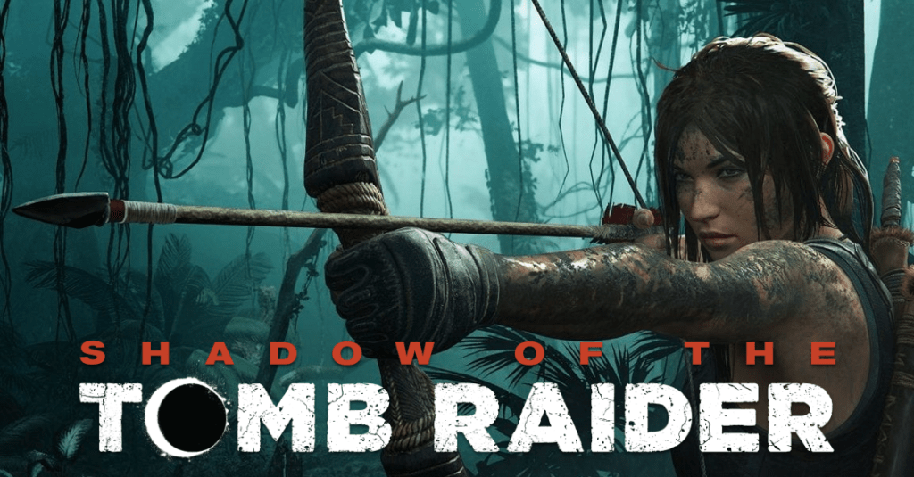 Shadow of the Tomb Raider Available Now in Australia & NZ
