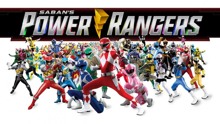 Power Rangers 25th Anniversary