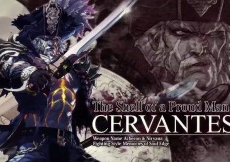 SoulCalibur VI Cervantes