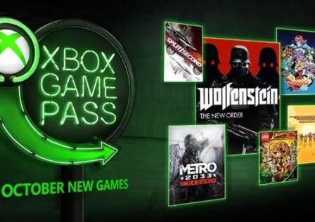 October Game Pass