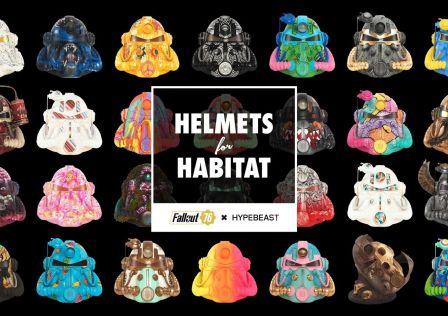 Helmets For Habitat