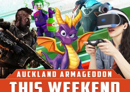 Auckland Armageddon