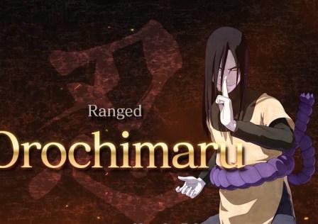 Orohimaru Shinobi Striker