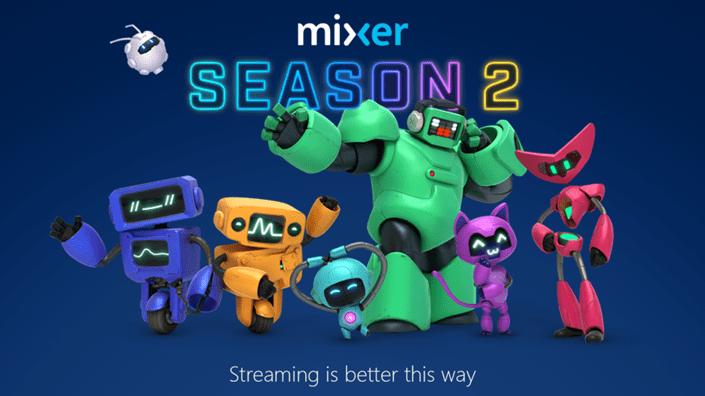 Mixer Season 2