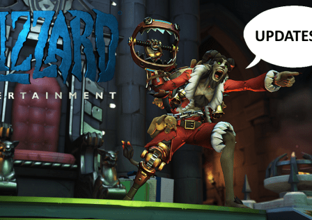 Blizzard Entertainment December Game Updates!