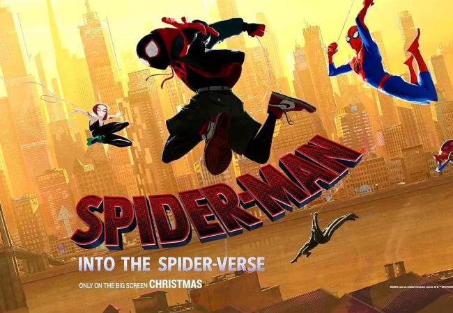 Into The Spider-Verse