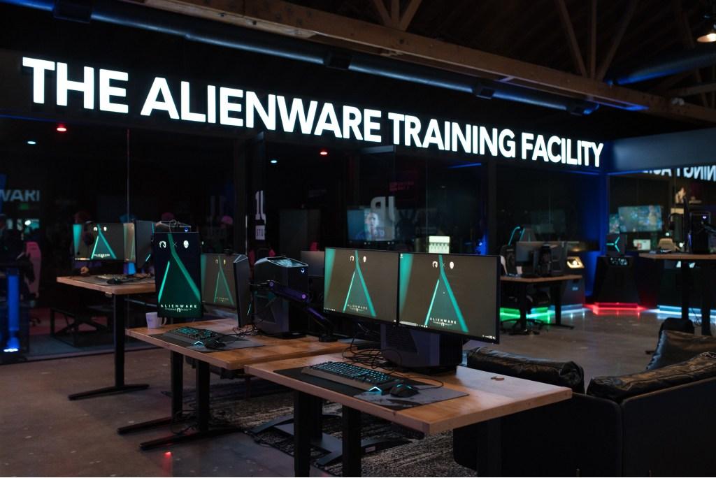 Alienware Team Liquid