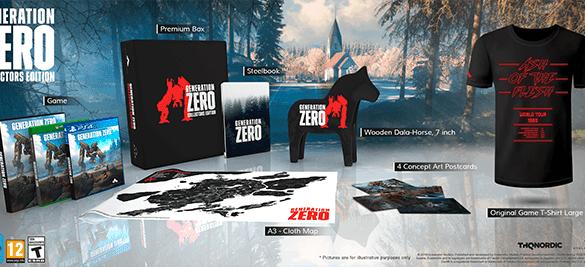 Generation Zero Pre-Order