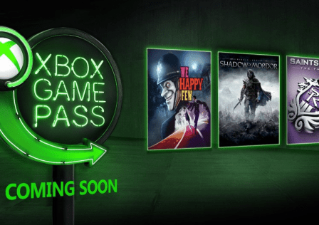January Game Pass
