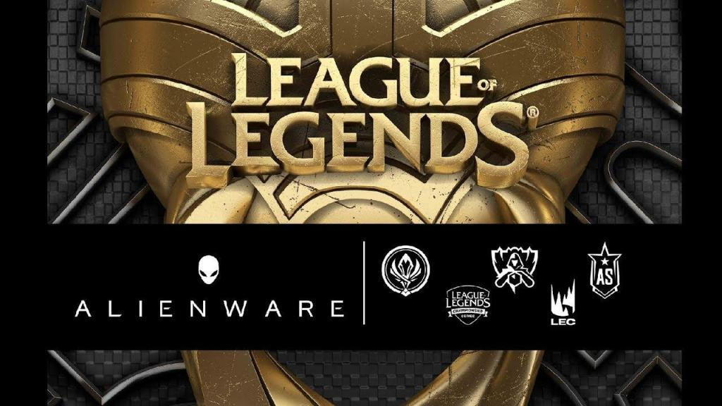 Alienware League of Legends