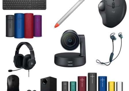 Logitech Wins Good Design Awards