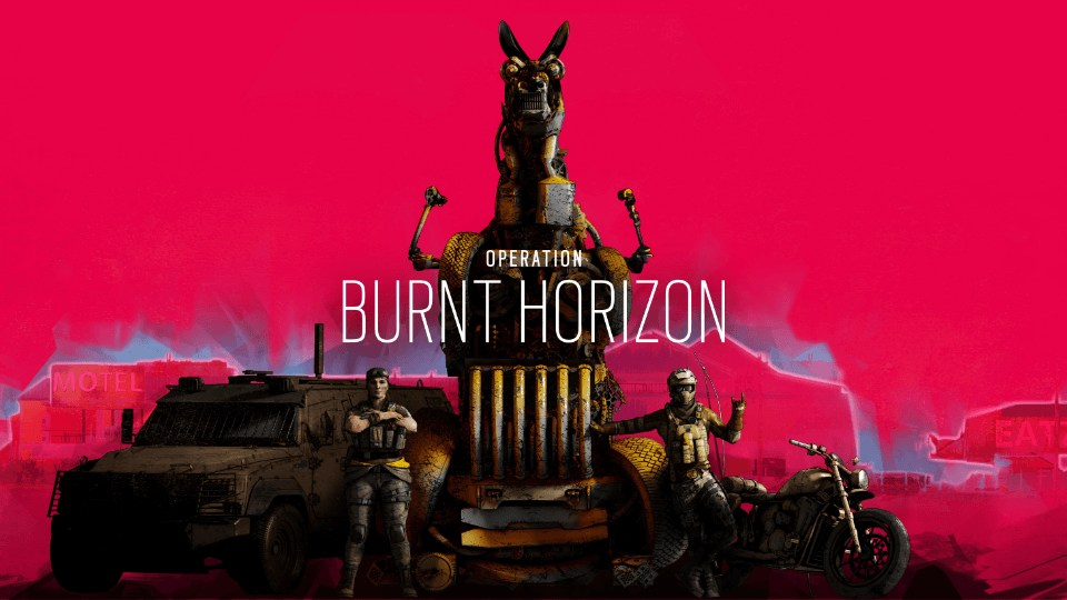 Operation Burnt Horizon