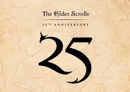 Elder Scrolls Online 25th Anniversary