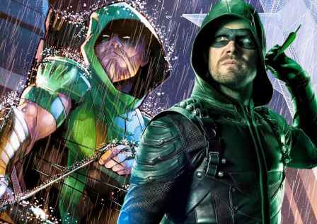 Green Arrow Season 8