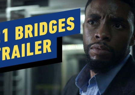 21 Bridges Trailer