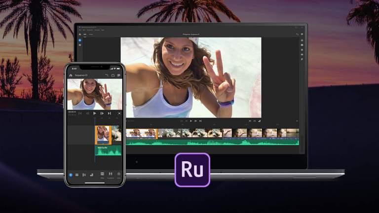 Samsung Adobe Premiere Rush