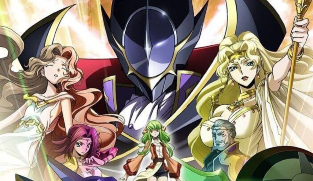 Code Geass: Lelouch of the Resurrection Review – Attack On Geek