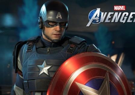 Square Enix Avengers