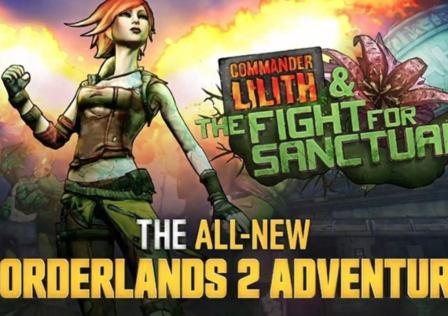 Borderlands E3