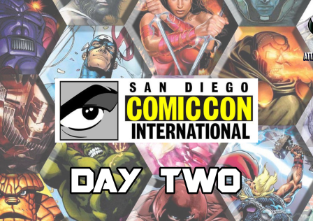 SDCC 2019 Day 2