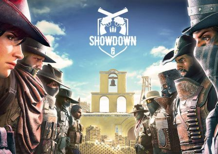 Rainbow Six Seige Showdown