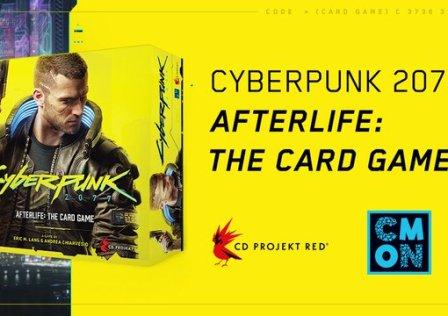 Cyberpunk 2077 Afterlife