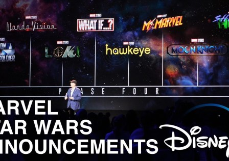 D23 Marvel Star Wars Day 2