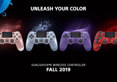 PlayStation Dualshock Controllers