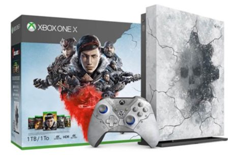 Gears 5 Xbox One X Limited Edition