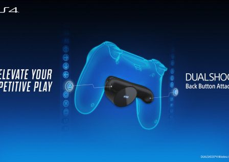 DUALSHOCK®4 Back Button