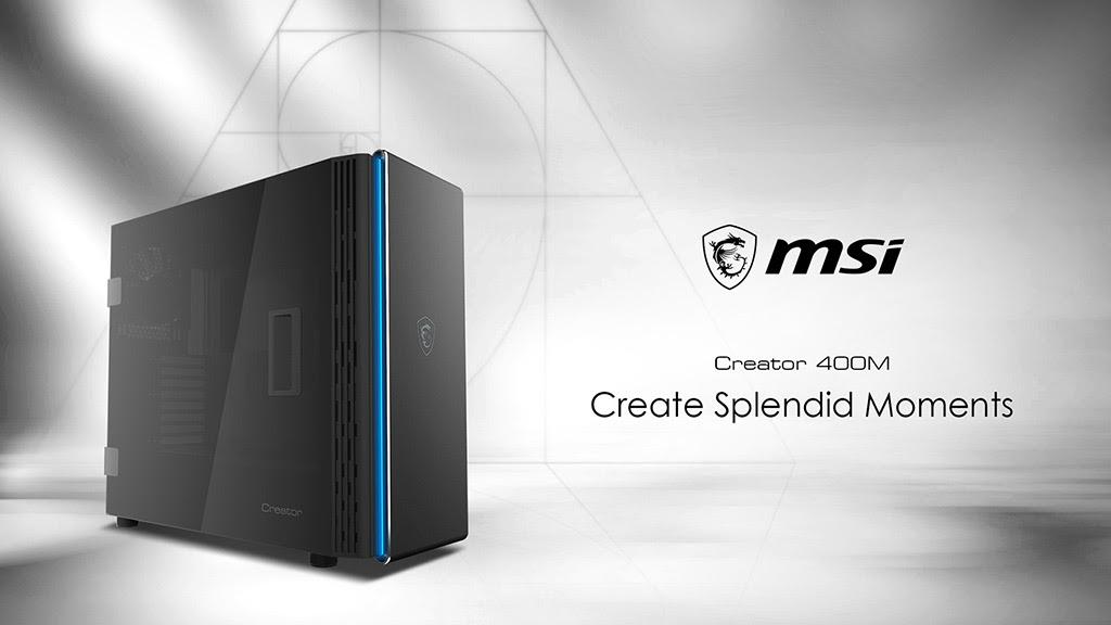 MSI Creator Desktop