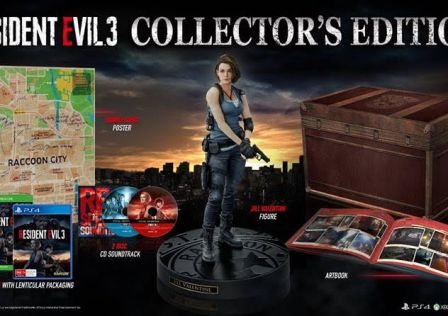RE3 Collector's Edition