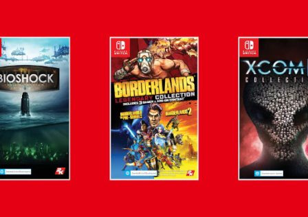2K Games on Switch